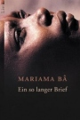 MARIAMA BA: EIN SO LANGER BRIEF bei amazon bestellen